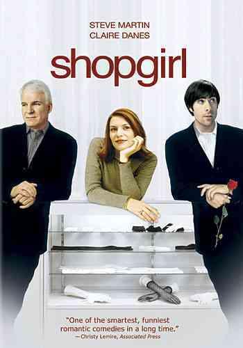 SHOPGIRL BY MARTIN,STEVE (DVD)